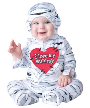 Loving Mummys Boy Baby Halloween Costume