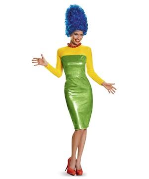 Marge Simpson deluxe Women Costume