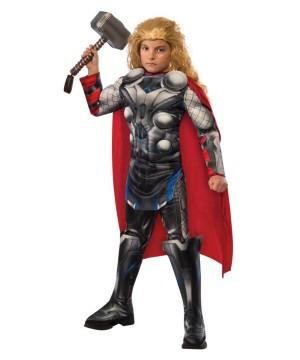 Marvel Avengers 2 Thor Boys Costume deluxe