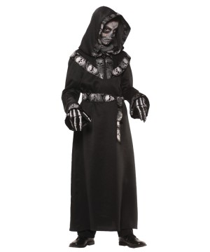 Master of Souls Boys Costume