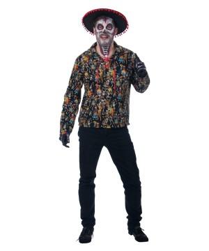Men-s Dead Man Party Costume