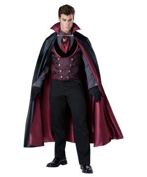 Mens Count Spectacula Vampire Costume