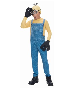 Minions Movie Minion Kevin Boys Costume
