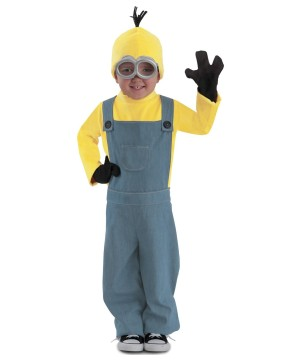 Minions Bob Jumpsuit Boy Costume