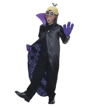 Minions Movie Dracula Boys Costume