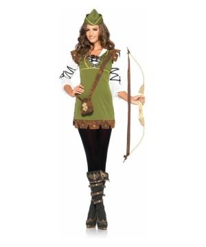Money in the Bag Robin Hood Womens Costume