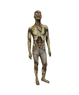 The Zombie Morphsuit Boys Costume