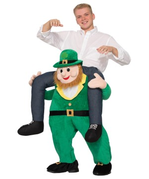 Once Upon a Leprechaun Mens Costume
