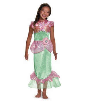 Out of Water Girls Mermaid Costume