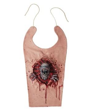 Parasite Alien Chest Piece Costume Accessory