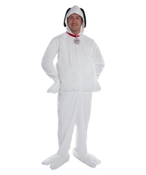 Peanuts Snoopy Mens Costume deluxe
