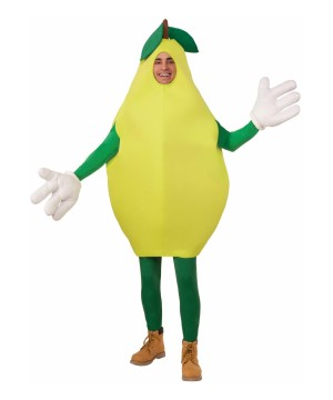 Pear Men Costume