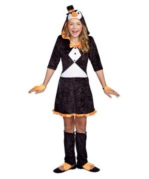 Happy Beak Penguin Girl Costume