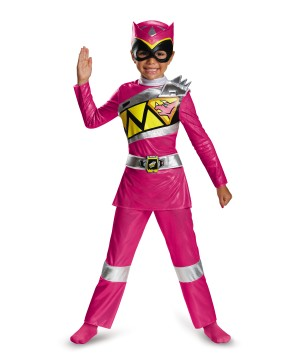 Pink Power Ranger Dino Charge Toddler Costume deluxe