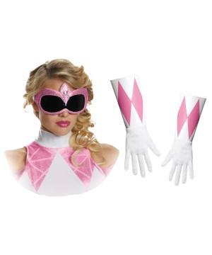 Pink Power Rangers Women Accessory Kit