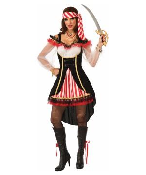 Pirating Around Womens Costume