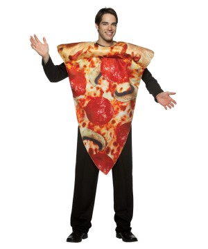 Get Real Pizza Costume