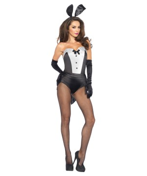 Playful Bunny Tux Womens Costume