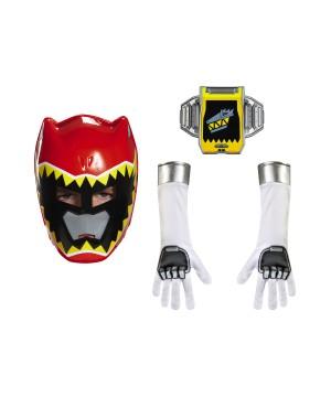 Power Rangers Dino Charge Boys Red Ranger Kit