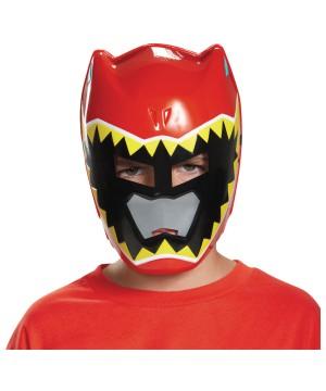 Power Rangers Dino Charge Red Ranger Boys Mask