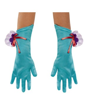 Princess Ariel Toddler Gloves