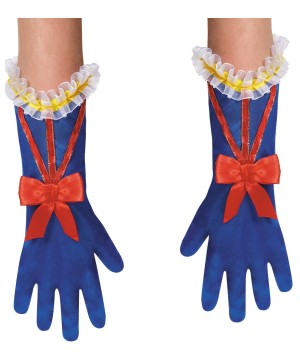 Princess Snow White Toddler Gloves