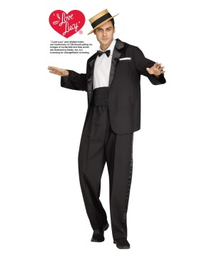Ricky Ricardo Mens I Love Lucy Costume