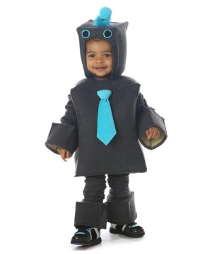 Roscoe the Robot Boys Toddler Costume