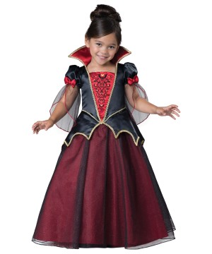 Royal Cuteness Vampiress Toddler Girls Costume