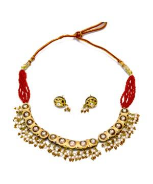 Royal Design Ethnic Jewelry Set