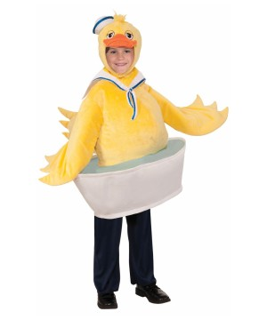 Rubber Ducky Boys Costume