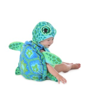 Sea Turtle Infant Costume