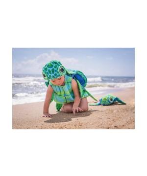 Sea Turtle Toddler Costume