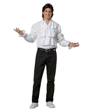 Jerry Seinfeld Puffy Shirt Mens Costume
