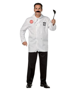 Soup Nazi From Seinfeld Mens Costume