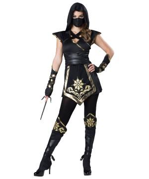 Sexy Sayonara Ninja Womens Costume
