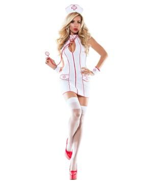 Frisky Nurse Womens Costume