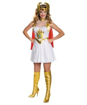 She Ra Classic Womens Costume
