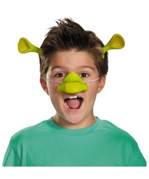 Shrek Boys Costume Kit
