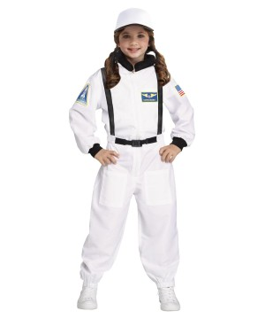 Deluxe Shuttle Commander Kid-s Costume