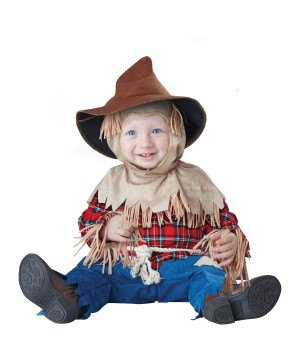 Silly Scarecrow Baby Boy Costume