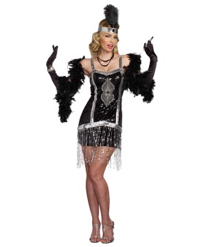 Simply Fabulous Flapper Costume