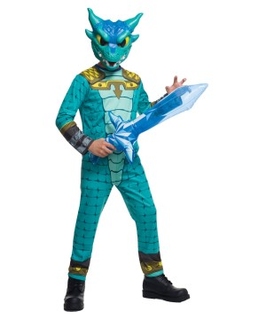 Skylanders Snap Shot Trap Team Boys Costume