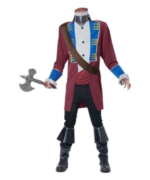 Headless Horseman Sleep Hollow Tv Show Mens Costume