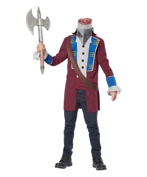 Sleepy Hollow Fox Tv Headless Horseman Boys Costume