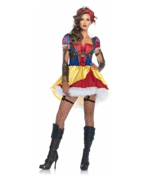 Snow White Rebellion Womens Costume