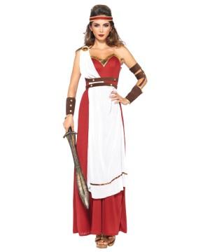 Spartan War Goddess Womens Costume