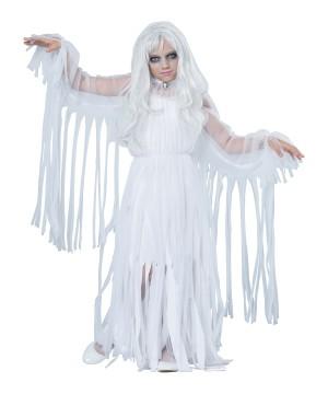 Spooktacular Ghostly Girls Costume