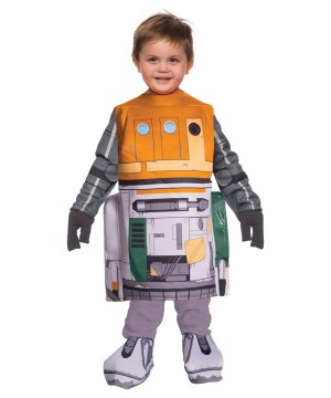 Star Wars Rebels Chopper Baby Costume