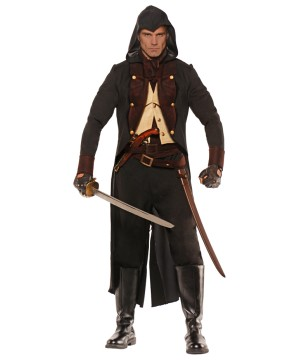 Stealthy Assassin Mens Costume